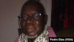 "Miguel Rodolfo ""Kituxi"", músico angolano"