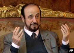 Rifaat al-Assad,2011-yilda olingan surat