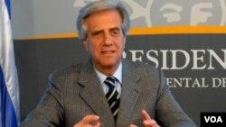 """El presidente Tabaré Vázquez reconoció que el debate sobre el traslado es """"profundo y respetuoso""""."""