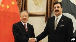 پاکستان اور چین کے درمیان اقتصادی تعاون کے سمجھوتے