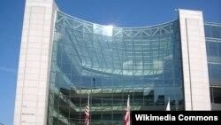 美国证券交易委员会华盛顿总部大楼
