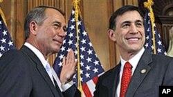 امریکی سیاسی پارٹیوں کے اختلافات قانون سازی میں حائل