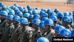 Hiện có hơn 100 nghìn binh sĩ của Liên Hiệp Quốc đang được triển khai ở khắp nơi trên thế giới.