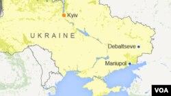 乌克兰东部地区投票选举地方政府领导人