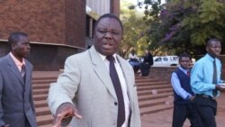 Interview With Zimbabwe Opposition Leader Morgan Tsvangirai of MDC-T
