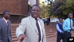 Mr. Morgan Tsvangirai