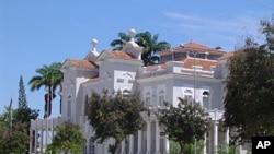 Palácio do Comércio, em Benguela