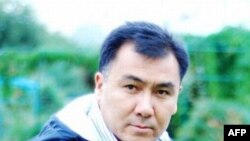 """Ravshan Jeyenbekov, """"Ota-Makon"""" partiyasi a'zosi"""
