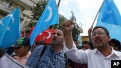 Turkey Thailand Uighurs