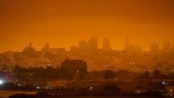 Des incendies d'une ampleur historique ravagent la côte ouest américaine