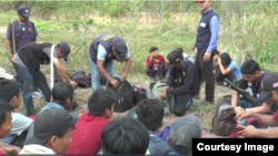 THAI-MYANMAR TRAFFICKING
