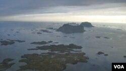 Perusahaan Statoil mengumumkan penermuan minyak besar-besaran di Laut Utara, lepas pantai Norwegia (16/8).