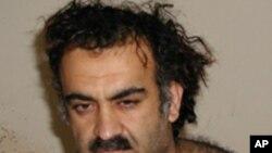自称为9/11恐怖袭击的主谋哈立德·谢赫·穆罕默德2003年3月1日在巴基斯坦被捕