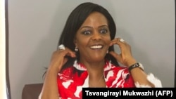 Mrs. Grace Mugabe ... Will she be the next vice president of Zimbabwe?