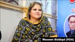ماجد جہانگیر کی اہلیہ