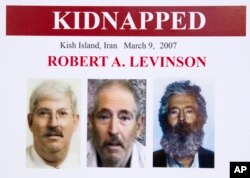 آقای لوینسون از سال ۸۵ ناپدید شده است.