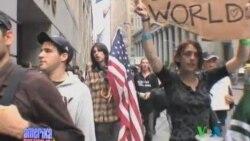 AQShda norozilik namoyishlari/Wall Street Protests