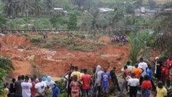 Des morts et d'importants dégâts après des inondations à Abidjan