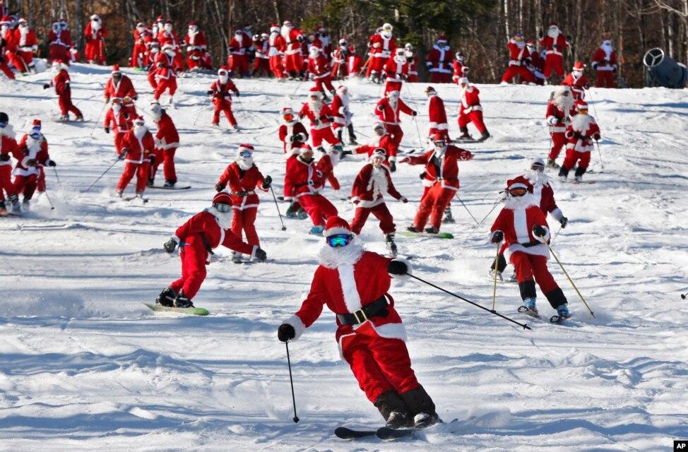 barna slalom ski