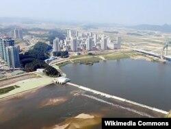 Kota Sejong, Korea Selatan (Foto: dok).