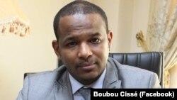 Boubou Cissé, nouveau Premier ministre. (Photo Facebook/Boubou Cissé)
