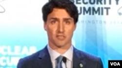 Firayim Ministan Canada Justin Trudeau