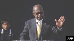Ông Herman Cain tuyên bố ngưng vận động ứng cử tổng thống sau những lời tố giác sách nhiễu tình dục và ngoại tình
