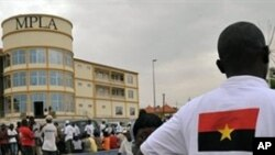 "MPLA ""continua a partidarizar função pública"" - UNITA"