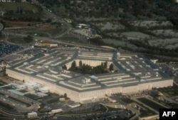 FILE - The Pentagon in Arlington, Va., outside Washington, D.C.