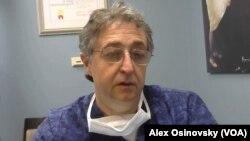 Алекс Осіновський, дантист