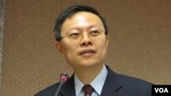 台灣陸委會主委 王郁琦