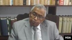 Advogado moçambicano, Máximo Dias
