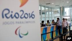 دهکده المپیک ریو دو ژانیرو قرار است ماه آینده میزبان ۱۸ هزار ورزشکار، کارکنان و داوطلبان اداره بازی ها باشد.