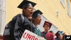 Desde que se inició el programa conocido como DACA se han registrado 560.000 jóvenes indocumentados.