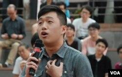 香港理工大學會計及金融系學生提問,作為前宗主國英國是否有責任介入香港普選問題