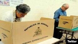 El próximo 26 de noviembre hondureños elegirán presidente, alcalde y parlamentarios en el primer proceso en que un mandatario en funciones aspira a la reelección.