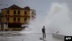 «Айрин» на Кубе