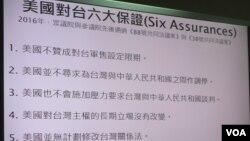 台灣立法院質詢的圖卡