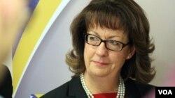 Maureen Cormack, ambasadorica SAD-a u BiH.