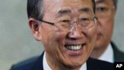 Sakataren Majalisar Dinkin Duniya Mr. Ban Ki-moon.