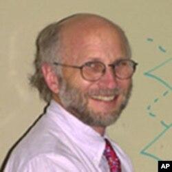Professor Ron Swanstrom