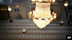 Nyu-Yorkdagi Fotih masjidi