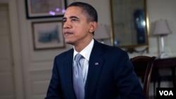 Presiden Obama mendesak kedua partai untuk menyepakati perpanjangan pemotongan pajak.