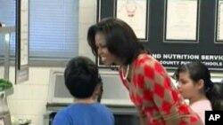 第一夫人米歇尔•奥巴马