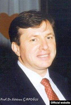 Anadolu Stratejik Araştırmalar Vakfı ANSAV Başkanı Profesör Gökhan Çapoğlu