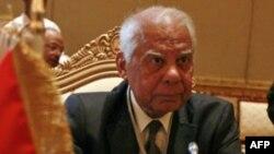 Phó thủ tướng Ai Cập Hazem el-Beblawi