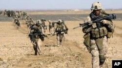 Afg'onistondagi AQSh askarlari
