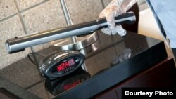 Best Western housekeepers use ultraviolet wands to sterilize telephones, switches and door handles. (Best Western)
