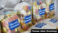 Sembako, seperti beras dan gula, menjadi kebutuhan paling mendesak yang diungkapkan survei ini. (Foto: Courtesy/Humas Jabar)
