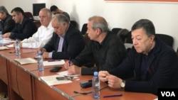 Elçin Şıxlı və Arif Əliyev